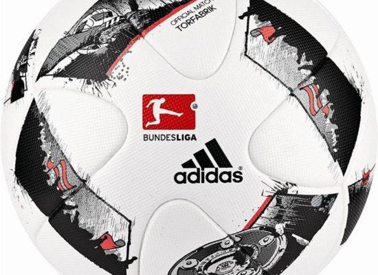 neuer Bundesliga Ball 2016/17